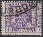 Stamps Europe - Spain -  1949_82_Telegrafos