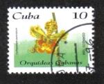 Sellos de America - Cuba -  Orquídeas
