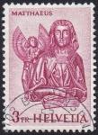 Sellos de Europa - Suiza -  Mateo el Apóstol