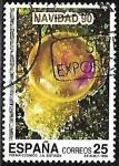 de Europa - España -  Poema Cósmico - J.A Sistiaga