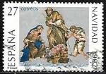 de Europa - España -  Navidad 1992