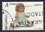 Sellos de Europa - España -  4203_Juguetes, muñeca