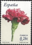 Stamps Spain -  4212_Clavel