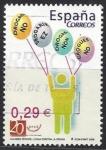 Sellos del Mundo : Europa : España :  4226_Drogas NO