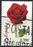 sello : Europa : España : 4306_Rosa