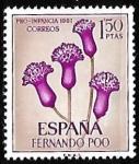 Sellos de Europa - España -  Pro Infancia 1967