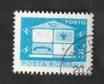 Sellos de Europa - Rumania -  133 - Símbolo postal