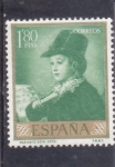 Sellos del Mundo : Europa : España : MARIANITO GOYA (Goya)(42)