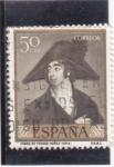 Sellos del Mundo : Europa : España :  CONDE DE FERRÁN-NUÑEZ (Goya)(42)