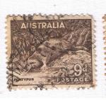 Sellos del Mundo : Oceania : Australia : Platypus