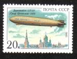 Sellos de Europa - Rusia -  Aviación