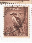 Sellos del Mundo : Oceania : Australia : Kooka Burra