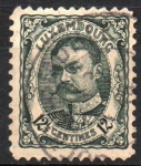 Stamps Europe - Luxembourg -  GRAN  DUQUE  WILIAM  IV