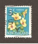 de Oceania - Nueva Zelanda -  INTERCAMBIO