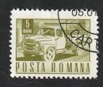 de Europa - Rumania -  2345 - Camión