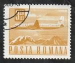 de Europa - Rumania -  2362 - Avión Postal