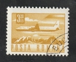 de Europa - Rumania -  2641 - Avión Postal