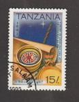 de Africa - Tanzania -  500 Aniv. del Descubrimiento América