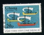Sellos del Mundo : Africa : Ghana : navidad