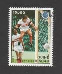 de Africa - Guinea Bissau -  Fútbol