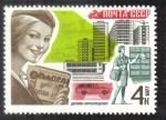 Stamps Europe - Russia -  servicio Postal
