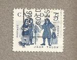 Sellos de America - Canadá -  Jean Talon