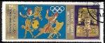Sellos del Mundo : Asia : Yemen : Juegos Olímpicos de Verano México 1968