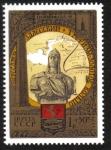 de Europa - Rusia -  Juegos Olímpicos de Verano 1980 (VIII) Turismo (III), A. Nevsky y monumentos de soldados de la Segun