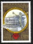 de Europa - Rusia -  Juegos Olímpicos de Verano 1980 (VIII) Turismo (III), Muelle y monumento para héroes soviéticos, Yar