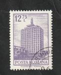 de Europa - Rumania -  2791 - Edificio de televisión