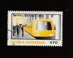 Sellos del Mundo : Europa : Rumania : Metro Bucarest