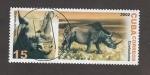 Stamps : America : Cuba :  Coelodonta