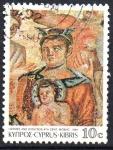 de Asia - Chipre -  HERMES  Y  DIONISIO.  MOSAICO  DE  PAPHOS.