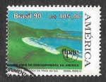 Stamps : America : Brazil :  2287 - UPAE América