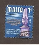 Sellos del Mundo : Europa : Malta : RESERVADO MANUEL BRIONES