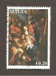 Sellos de Europa - Malta -  RESERVADO CARLOS RODENAS