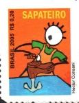de America - Brasil -  ZAPATERO