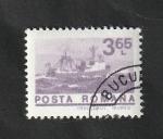 de Europa - Rumania -  2777 - Barco Mures