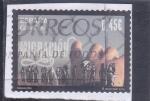 Stamps Spain -  MIGRACIÓN(42)