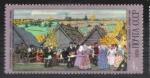 de Europa - Rusia -  Centenario del nacimiento de V. M. Kustodiev.