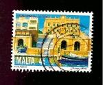 Stamps Malta -  INTERCAMBIO