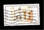 Sellos del Mundo : Europa : Malta : INTERCAMBIO