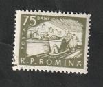 de Europa - Rumania -  1700 - Ganadería