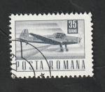 de Europa - Rumania -  2348 - Avioneta
