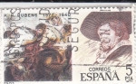 Stamps : Europe : Spain :  P.P.RUBENS (42)