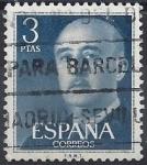 Sellos de Europa - España -  1159_Franco