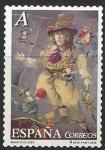 Sellos de Europa - España -  4138_El circo
