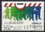 Sellos del Mundo : Europa : España :  4228_Llucha contra el trafico de personas