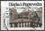 sello : Europa : España : 4230_Diario de Pontevedra