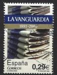 Sellos de Europa - España -  4283_La Vanguardia